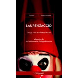 Laurenzaccio de George Sand et Alfred de Musset Librairie Automobile SPE 9782369442769