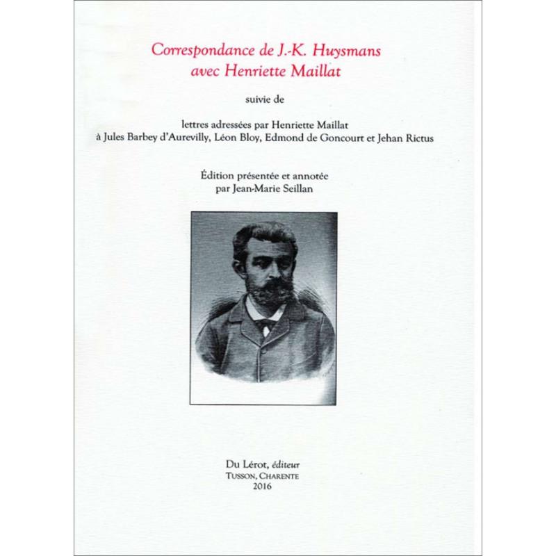 HUYSMANS, de J.K. Huysmans avec Henriette Maillat Librairie Automobile SPE 9782355481154