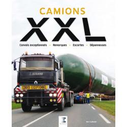 CAMIONS XXL REMORQUES, ESCORTES, DÉPANNEUSES Librairie Automobile SPE 9791028302498