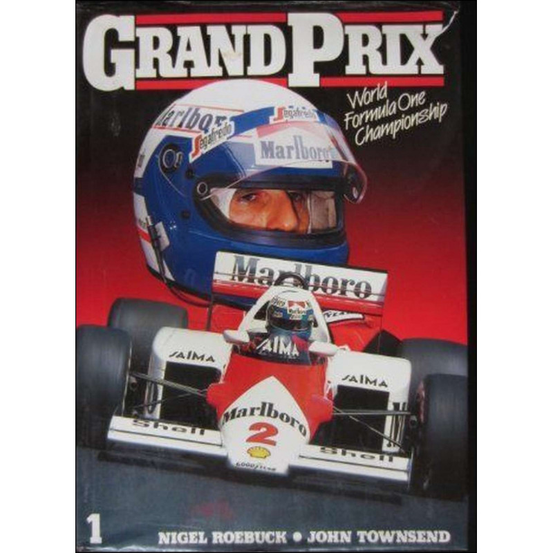 Grand Prix 1985 World Formula One Championship 1985 Nigel Roebuck Librairie Automobile SPE Grand Prix 1985