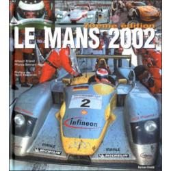 LE MANS 2002 70EME EDITION Librairie Automobile SPE 9782847870060