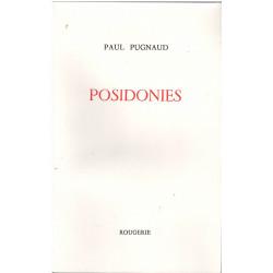 POSIDONIES de PAUL PUGNAUD Librairie Automobile SPE POSIDONIES