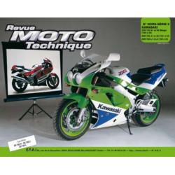 REVUE MOTO TECHNIQUE KAWASAKI 750 STINGER de 1989 et 1990 - RMT HS06 Librairie Automobile SPE 9782726895054