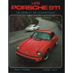 LES PORSCHE 911 De série et de compétition Librairie Automobile SPE 9782880011789
