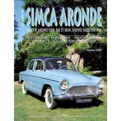 LE GUIDE DES SIMCA ARONDE Librairie Automobile SPE 9782726888278