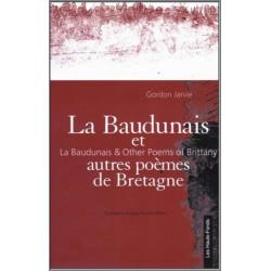 La Baudunais et autres poèmes de Bretagne de Gordon JARVIE Ed. Les Hauts-Fonds Librairie Automobile SPE 9782953233247