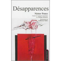 Désapparences, de Nestor Ponce Ed. Les Hauts-Fonds