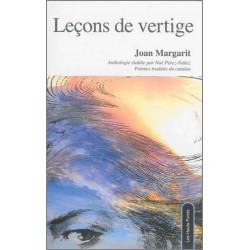 Leçons de vertige, par Joan Margarit Ed. Les Hauts-Fonds Librairie Automobile SPE 9782919171118