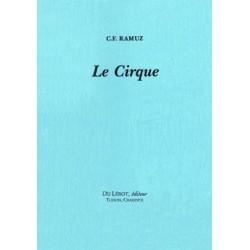 LE CIRQUE de C.F RAMUZ Librairie Automobile SPE LE CIRQUE