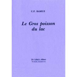 LE GROS POISSON DU LAC de R.F RAMUS Librairie Automobile SPE LE GROS POISSON