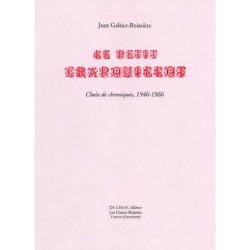 LE PETIT CRAPOUILLOT de JEAN GALTIER-BOISSIERE Librairie Automobile SPE LE PETIT CRAPOUILLOT