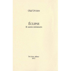ÉCLIPSE ET AUTRES MINIATURES de OLAF OTZEN Librairie Automobile SPE ÉCLIPSE