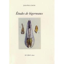 ÉTUDES DE BIGORNEAUX de JEAN PAUL LOUIS Librairie Automobile SPE ÉTUDES DE BIGORNEAUX