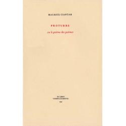 PROTURBE ou le poème des poèmes - MAURICE CIANTAR Librairie Automobile SPE PROTURBE