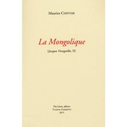 LA MONGOLIQUE de MAURICE CIANTAR Librairie Automobile SPE LA MONGOLIQUE