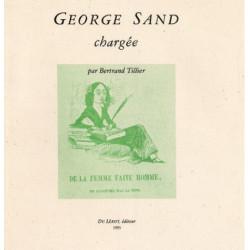 GEORGE SAND CHARGÉE par BERTRAND TILLIER Librairie Automobile SPE GEORGE SAND CHARGÉE