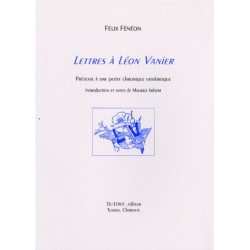 LETTRES A LÉON VANIER de FELIC FÉNÉON Librairie Automobile SPE 9782355480720