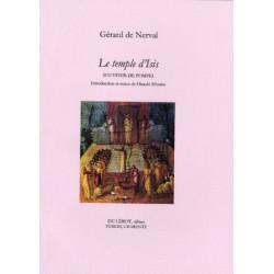 LE TEMPLE D'ISIS SOUVENIR DE POMPEI de GÉRARD DE NERVAL Librairie Automobile SPE LE TEMPLE D'ISIS