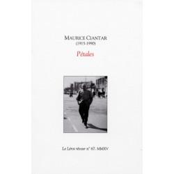 MAURICE CIANTAR 1915-1900 PÉTALES - LE LÉROT REVEUR N° 67 . MMXV Librairie Automobile SPE PÉTALES