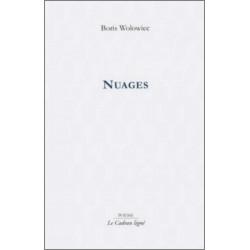 NUAGES de BORIS WALOWIEC Ed. Le Cadran Ligné Librairie Automobile SPE 9782954369617
