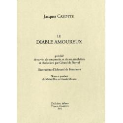 LE DIABLE AMOUREUX de JACQUES CAZOTTE Librairie Automobile SPE LE DIABLE AMOUREUX