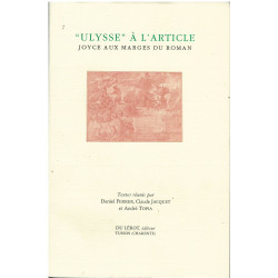 """ ULYSSE "" A L'ARTICLE Librairie Automobile SPE ULYSSE"