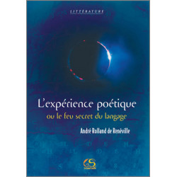 L'expérience poétique De André Rolland de Renéville Ed. Le Grand Souffle Librairie Automobile SPE 9782952076029