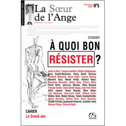 La sœur de l'Ange V - A quoi bon résister ? Ed. Le Grand Souffle Librairie Automobile SPE 9782916492339