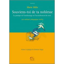 Souviens-toi de ta noblesse De Marie Milis Ed. Le Grand Souffle Librairie Automobile SPE 9782916492421