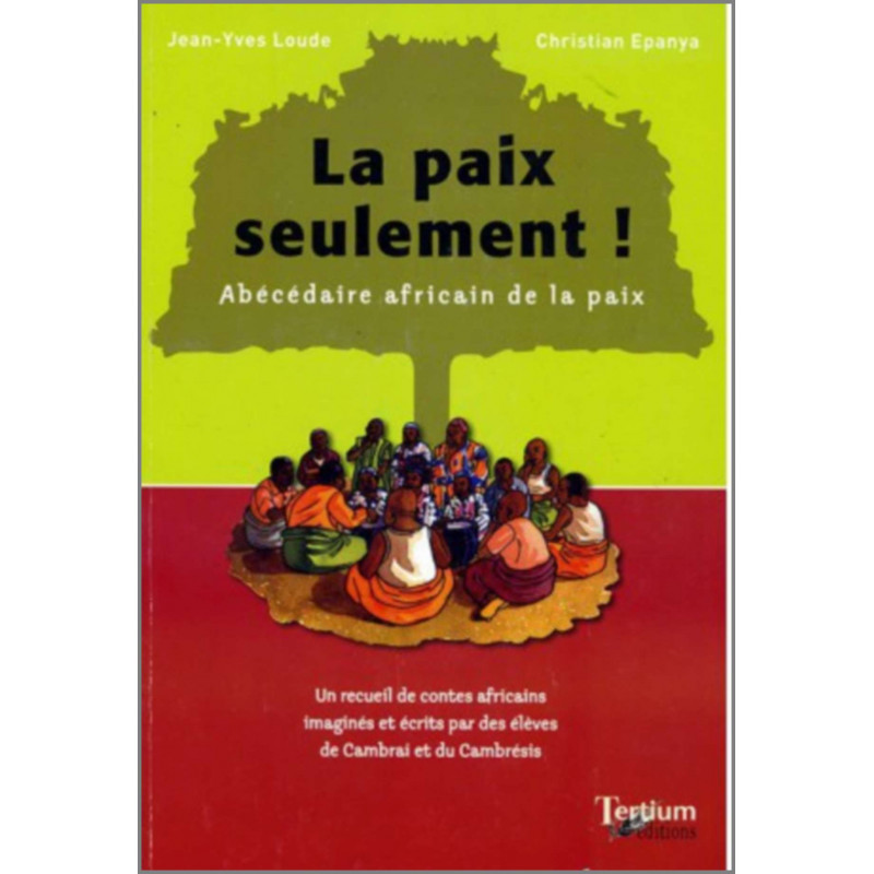 La paix seulement De Jean-Yves Loude Ed. Tertium Librairie Automobile SPE 9782916132228