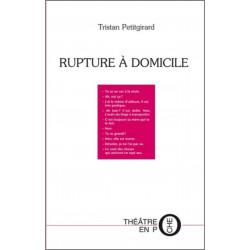 Rupture à Domicile De Tristan Petitgirard Ed. Tertium Librairie Automobile SPE 9782368482780