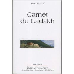 Carnet du Ladakh De Serge Safran Ed. Tertium Librairie Automobile SPE 9782845230989