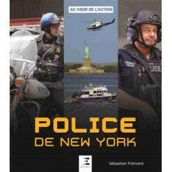 Police de New York NYPD De Sébastien Frémont Ed. ETAI Librairie Automobile SPE 9791028302962