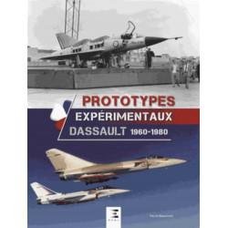 9791028302955 Prototypes expérimentaux : Dassault, 1960-1980  De Hervé Beaumont Edition ETAI