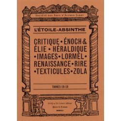 ALFRED JARRY - L'ETOILE ABSINTHE Tournée 128-129 Librairie Automobile SPE 9782355480751