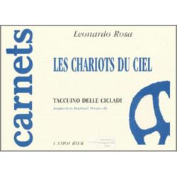 Les Chariots du ciel De Leonardo Rosa Edition l'amourier Librairie Automobile SPE 9782911718359