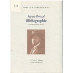 BIBLIOGRAPHIE - 1. Œuvres parue en librairie de Henri Béraud Librairie Automobile SPE BIBLIOGRAPHIE BERAUD