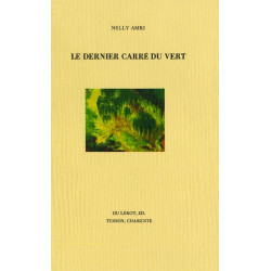LE DERNIER CARRÉ DU VERT de Nelly AMRI Librairie Automobile SPE LE DERNIER CARRÉ