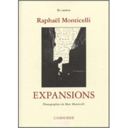 Expansions De Raphaël Monticelli Edition l'amourier Librairie Automobile SPE 9782915120127