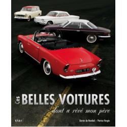 CES BELLES VOITURES DONT A REVE MON PERE Librairie Automobile SPE 9782726889954