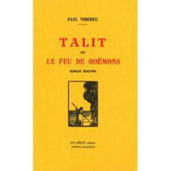 TALIT ou LE FEU DE GOÉMONS de Paul VIMEREU Librairie Automobile SPE TALIT