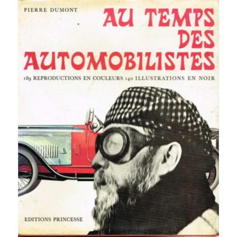 AU TEMPS DES AUTOMOBILISTES Librairie Automobile SPE B0000DTVO8