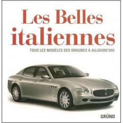 LES BELLES VOITURES ITALIENNES - TOUS LES MODÈLES Librairie Automobile SPE 9782700016949