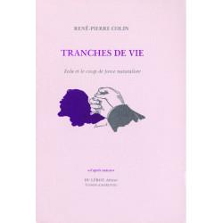 TRANCHES DE VIE de RENÉ-PIERRE COLIN Librairie Automobile SPE TRANCHES DE VIE