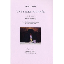 UNE BELLE JOURNEE de HENRY CÉARD Librairie Automobile SPE UNE BELLE JOURNEE