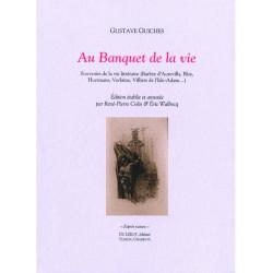 AU BANQUET DE LA VIE de Gustaves GUICHES Librairie Automobile SPE AU BANQUET