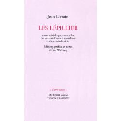 LES LÉPILLIER roman suivi de quatre nouvelles de Jean LORRAIN Librairie Automobile SPE LES LEPILLIER