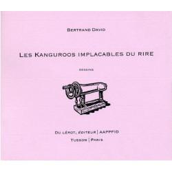 LES KANGUROOS IMPLACABLES DU RIRE - Dessins Librairie Automobile SPE LES KANGUROOS