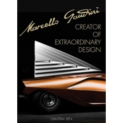 MARCELLO GANDINI - MAESTRO OF DESIGN Librairie Automobile SPE GANDINI