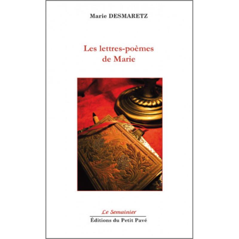 Les lettres-poèmes de Marie de Marie Desmaretz Librairie Automobile SPE 9782847125535